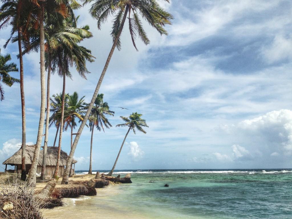 03 san blas panama isla aguja guna yala - dicas de viagem