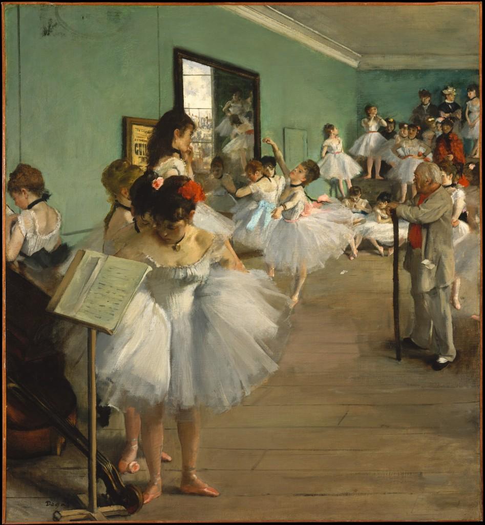 06 Degas MUSEUS Metropolitan Museum of Art MET - dicas de viagem nova york NY