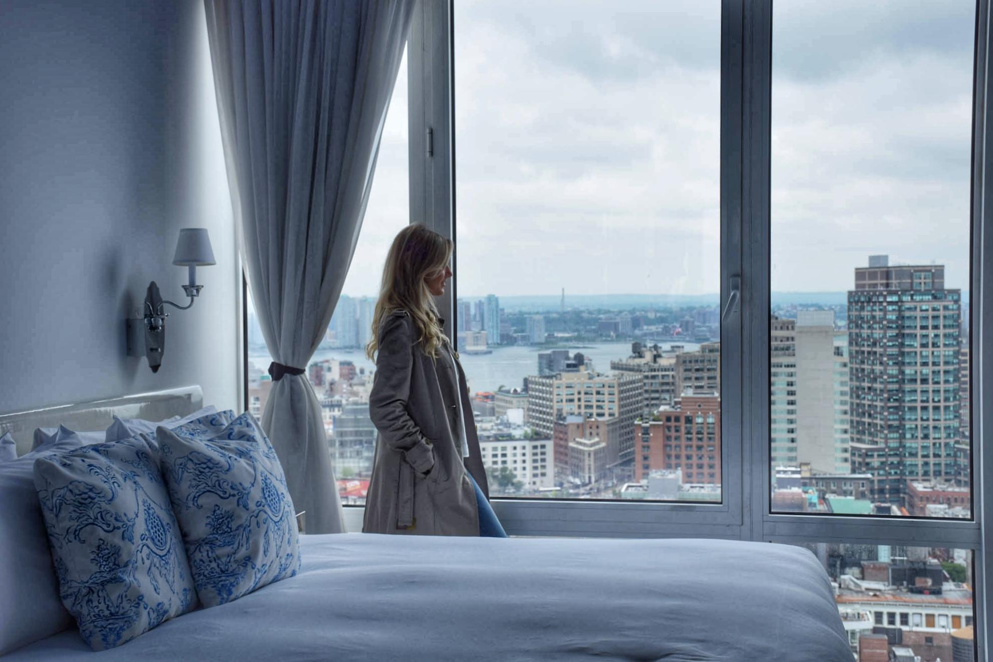 hotel em nova york nomo soho