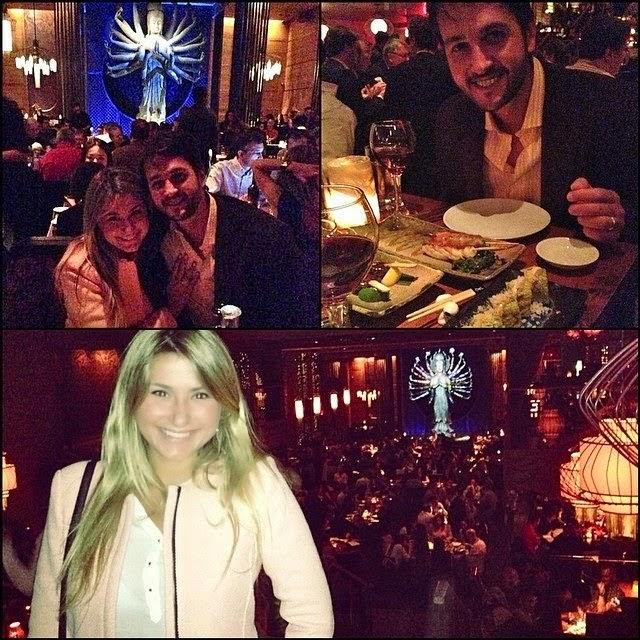 07 restaurante TAO Downtown - dicas de viagem nova york NYC