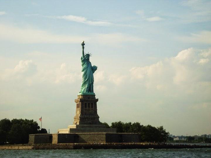 09-2 estatua da liberdade - dicas de viagem nova york NY