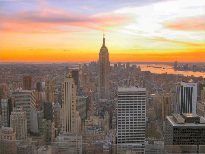 10 top odf the rock rockefeller center - dicas de viagem nova york NY