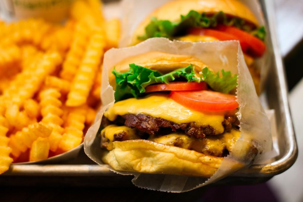 11 hamburger shake shack - dicas de viagem nova york NYC