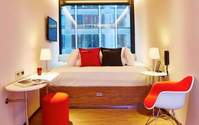 hotel em nova york - citizenM