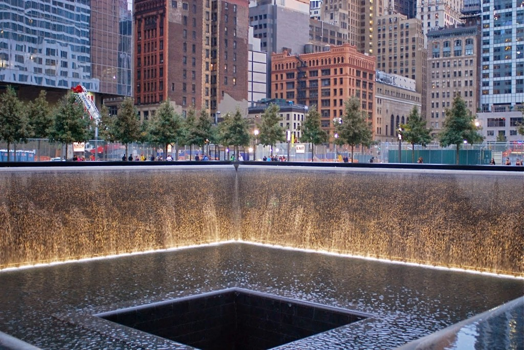 13 memorial 11 de setembro - dicas de viagem nova york NY