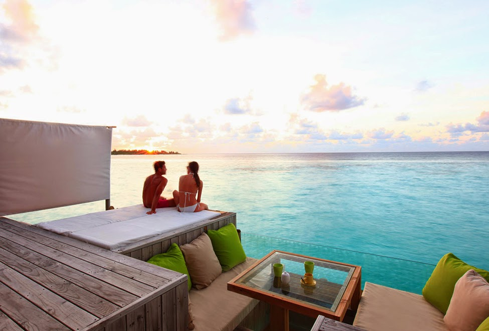 Six Senses Laamu Water Villa with Pool
