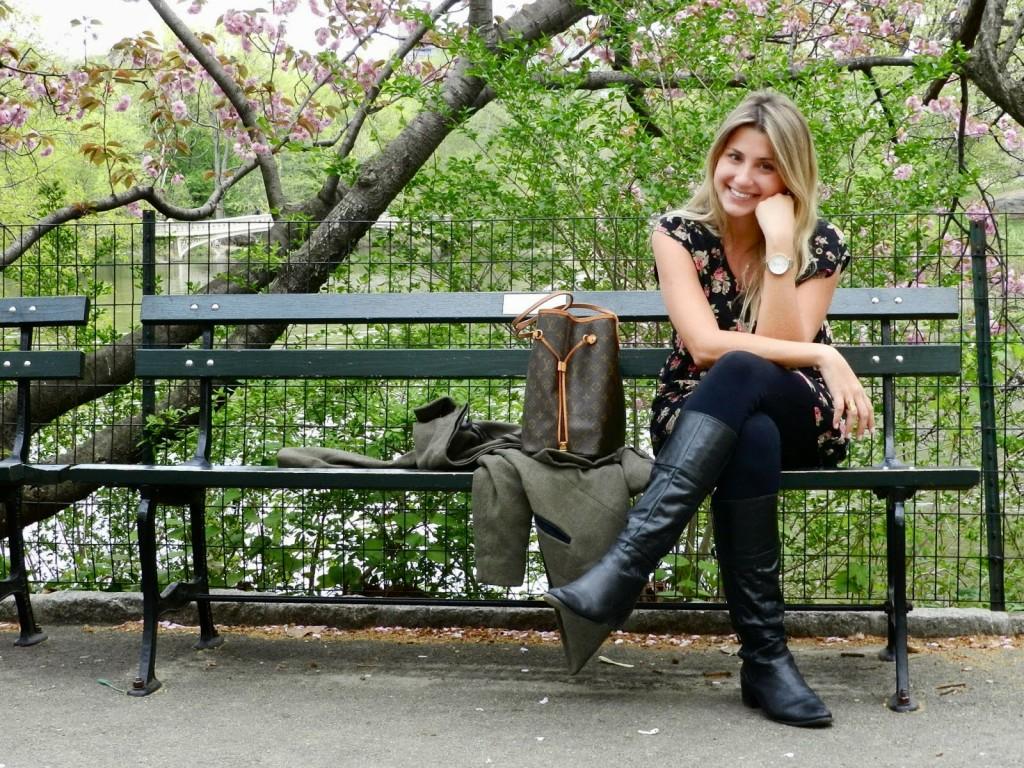 14 central park primavera - dicas de viagem nova york NY