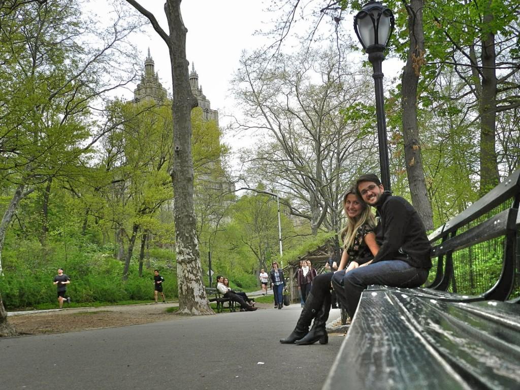 16 central park primavera - dicas de viagem nova york NY