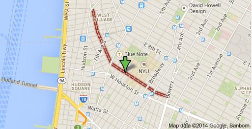 18 bleecker street west village - dicas de viagem nova york NY