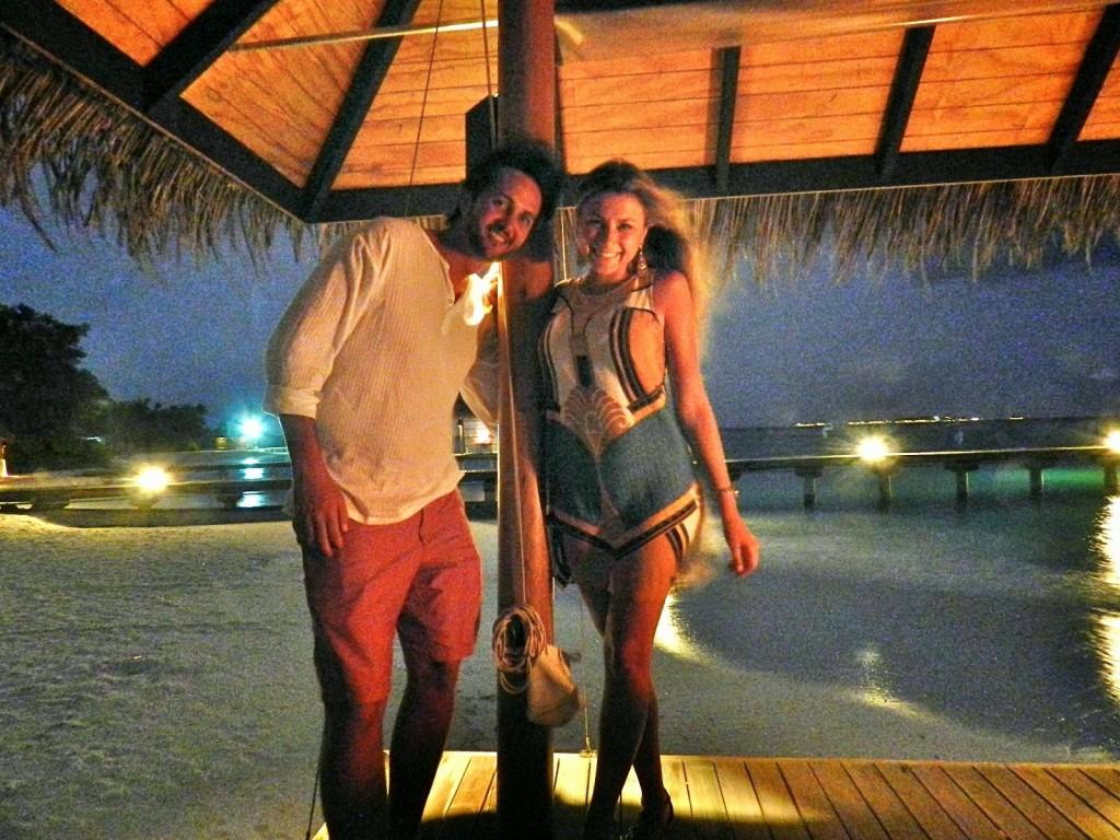 SAND Restaurant velassaru maldives