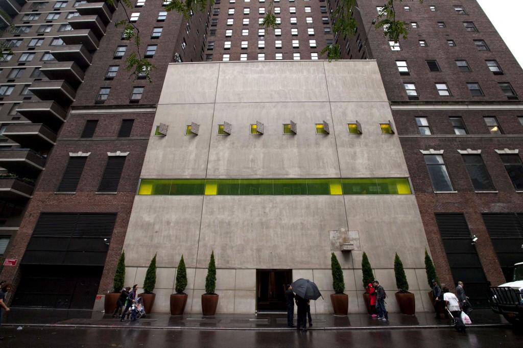 hotel em nova york - hudson