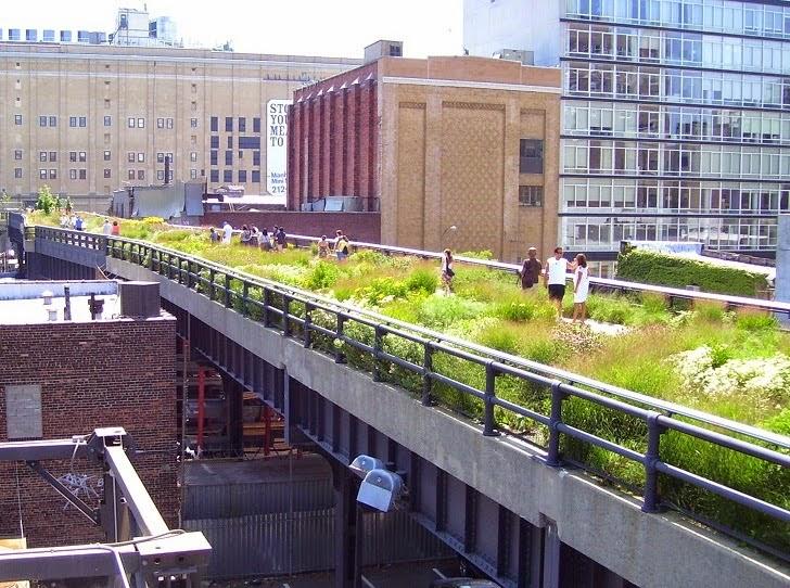 22 high line park - chelsea market meatpacking district - dicas de viagem nova york NY