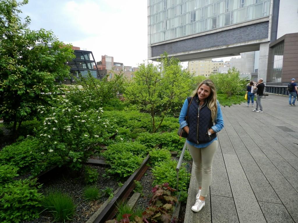 23 high line park - chelsea market meatpacking district - dicas de viagem nova york NY