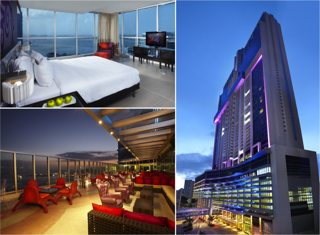 Hotel Hard Rock Panamá Megapolis