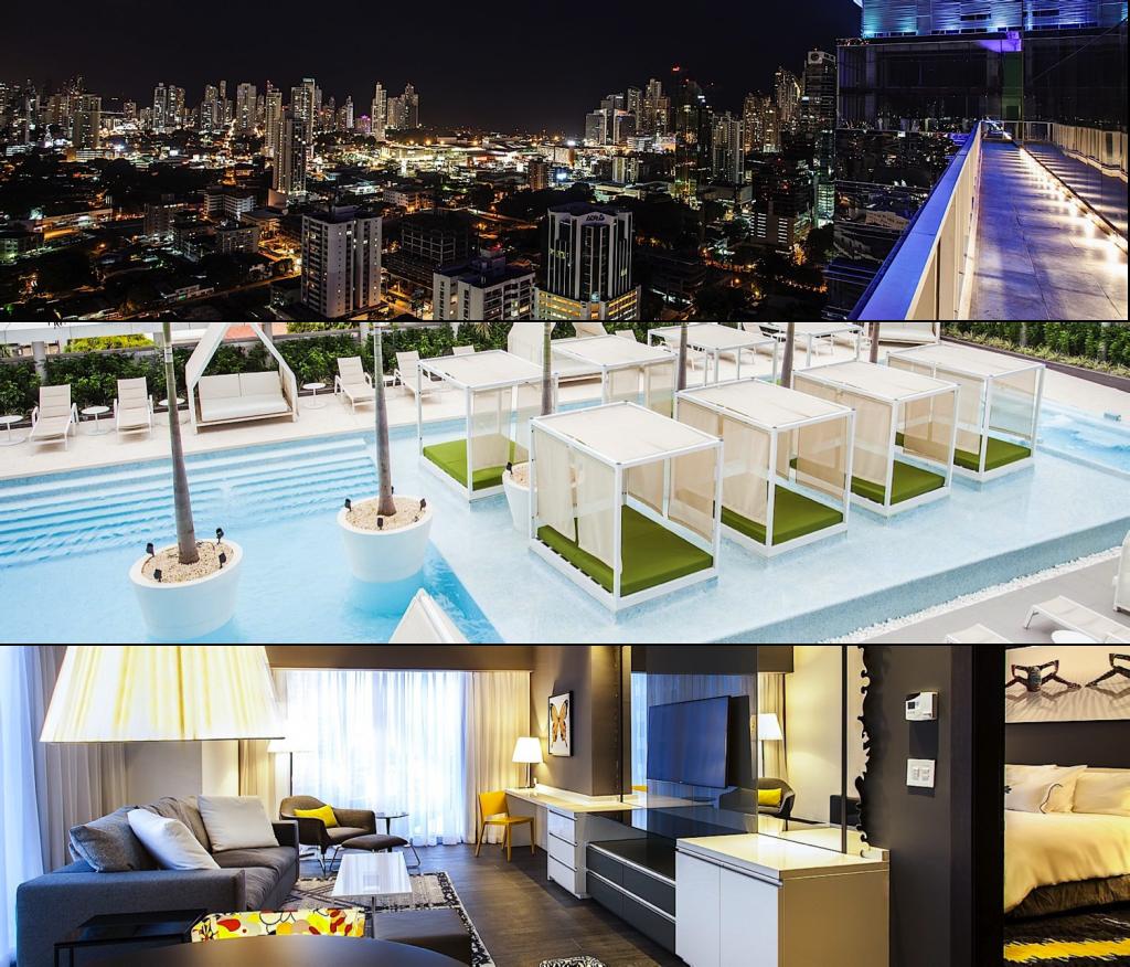 Sortis Hotel - Cidade do Panamá