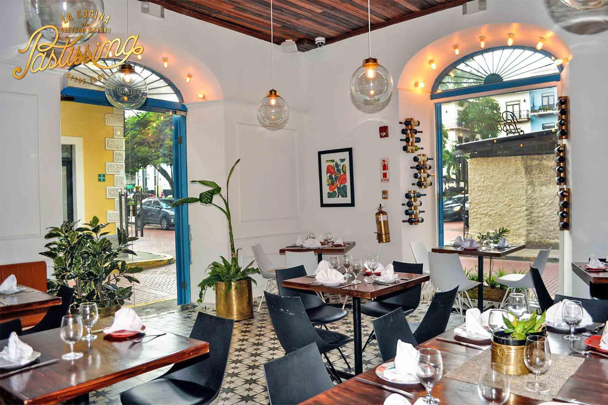 Restaurante Pastissima Casco Viejo panama