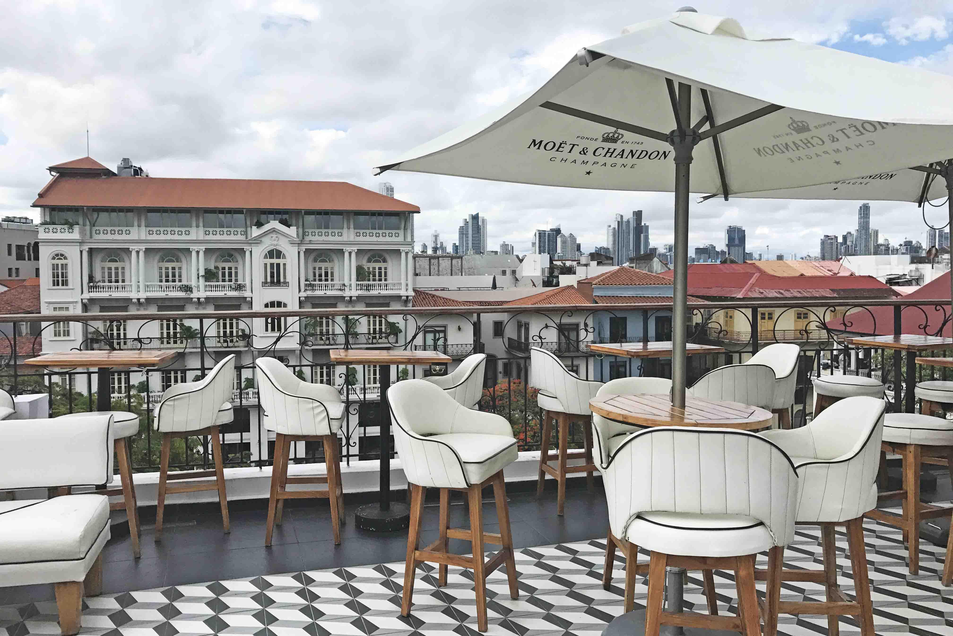 rooftop casa casco panama