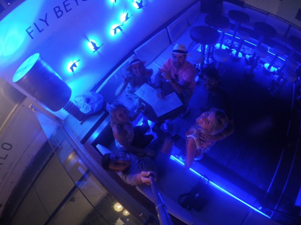 tantalo restaurante bar rooftop hotel panama