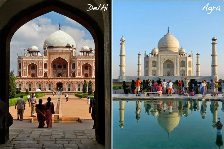 dicas da india - viagem delhi agra