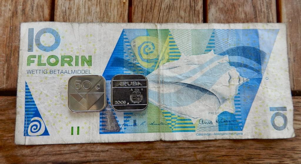 06 dinheiro moeda florin - dicas de aruba