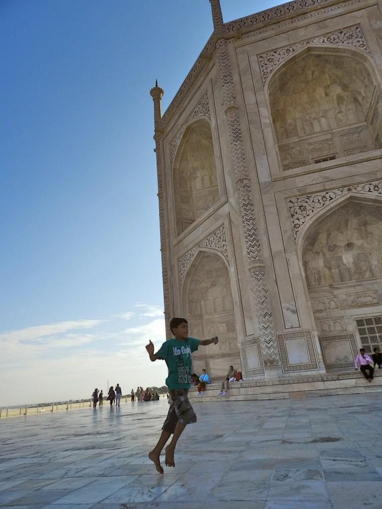 dicas da india viagem Taj Mahal, Agra