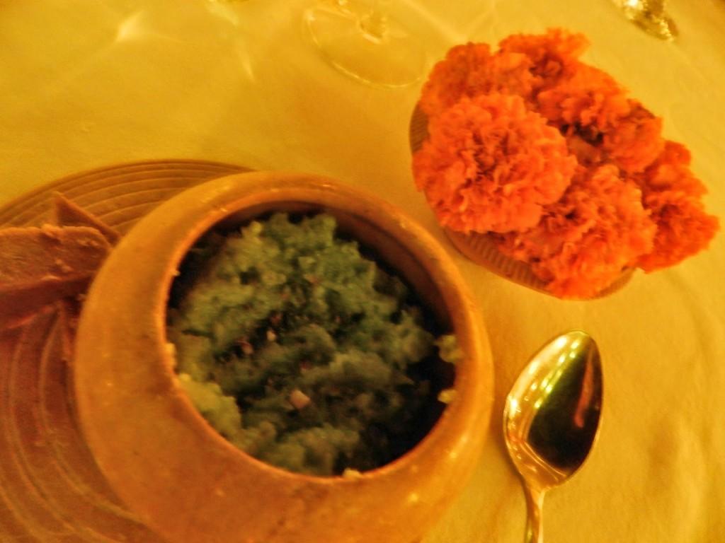 comida indiana Loki