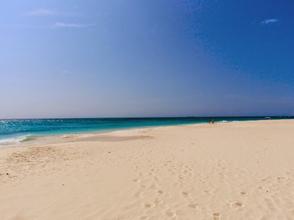 dicas de aruba - praias - eagle beach