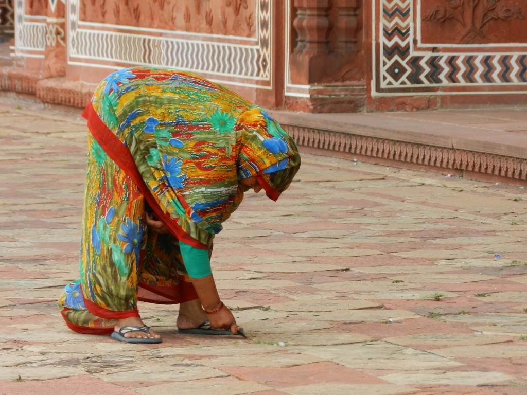 16 TAJ MAHAL - O QUE FAZER EM AGRA - VIAGEM PARA INDIA