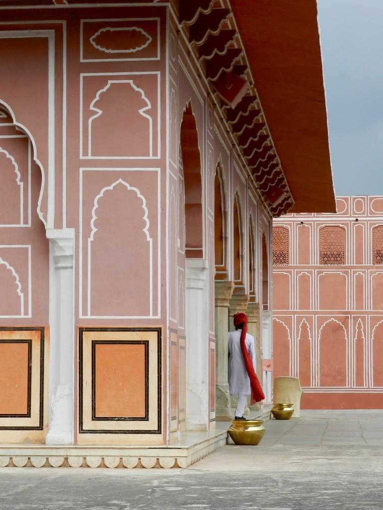 01 City palace jaipur - rajastao - india viagem