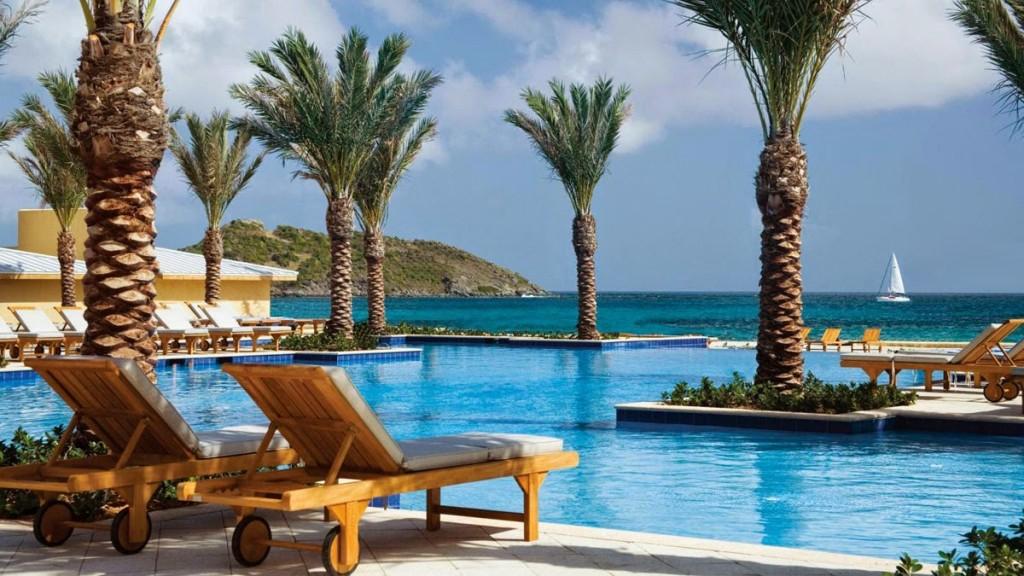 01 Hotel Westin Dawn Beach lado holandes - onde ficar em St. Maarten e St. Martin - dicas de viagem Caribe