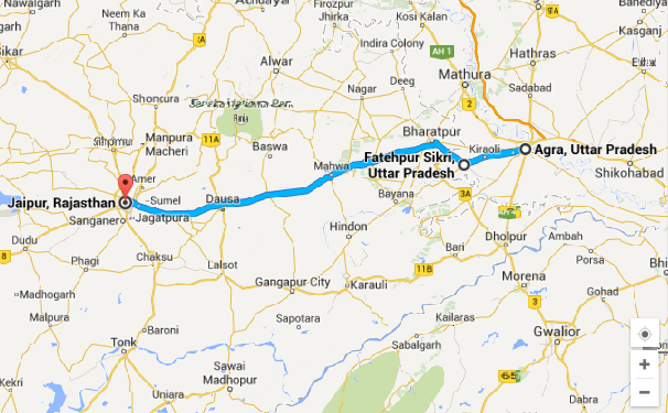dicas de jaipur india como chegar