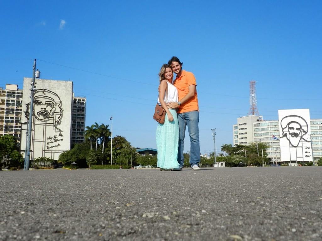 01 plaza de la revolucion che guevara - o que fazer em havana - dicas de viagem CUBA