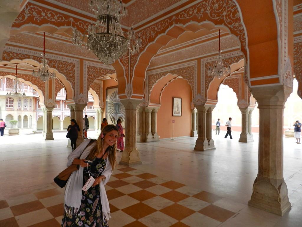 02 City palace jaipur - rajastao - india viagem