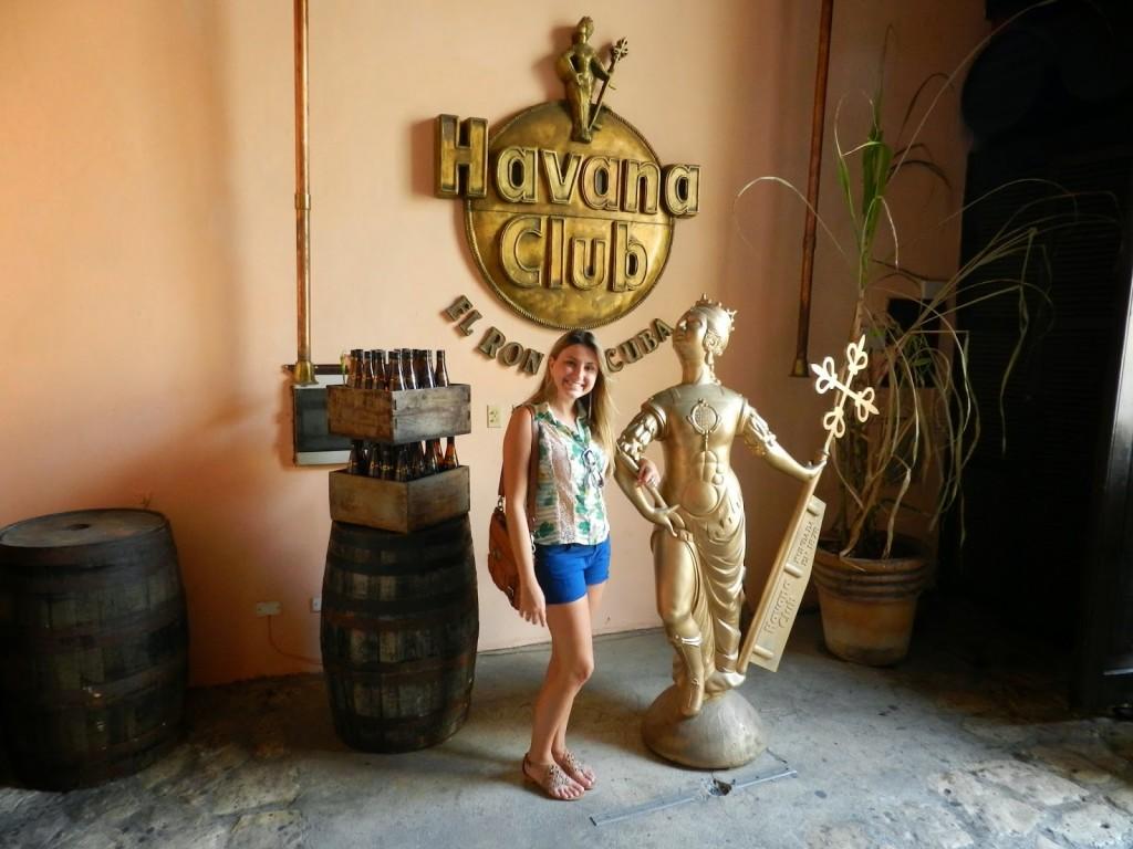 02 Havana club fabrica de rum - o que fazer em havana - dicas de viagem CUBA