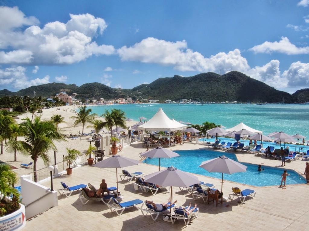 02 Sonesta Great Bay lado holandes - onde ficar em St. Maarten e St. Martin - dicas de viagem Caribe