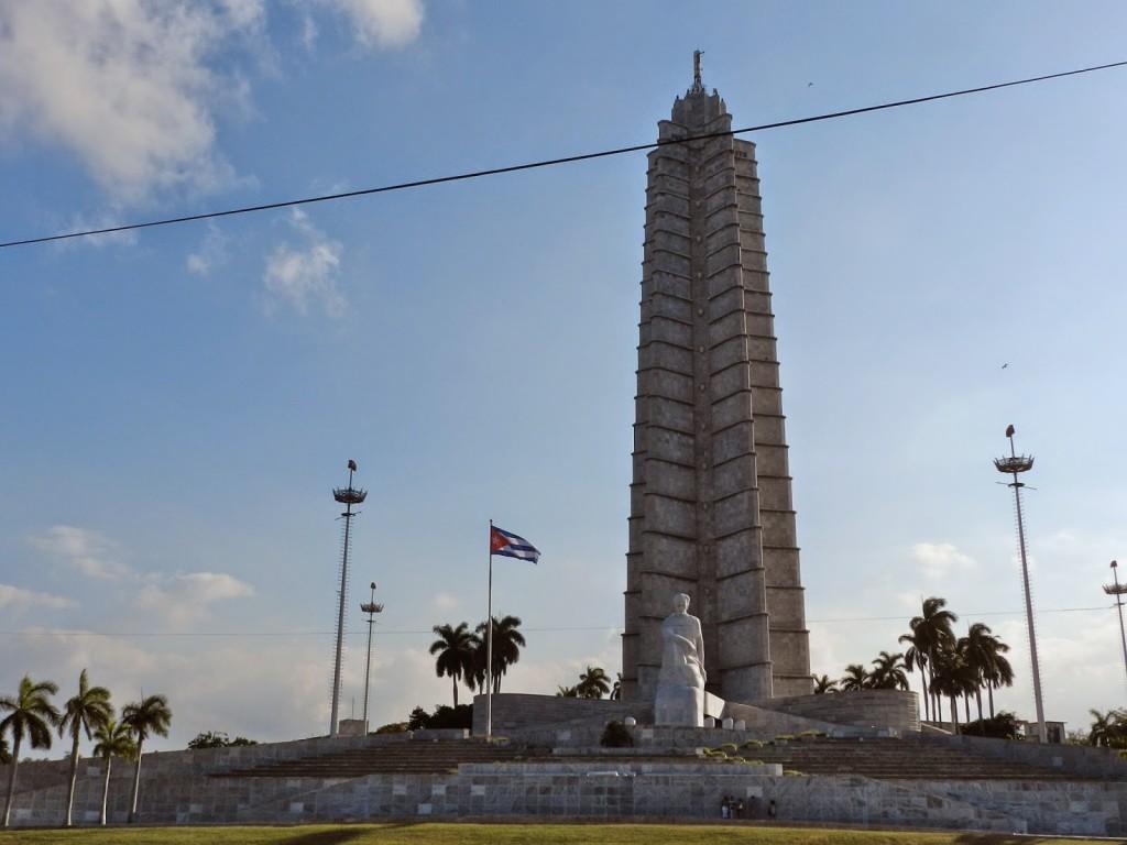 02 plaza de la revolucion che guevara - o que fazer em havana - dicas de viagem CUBA