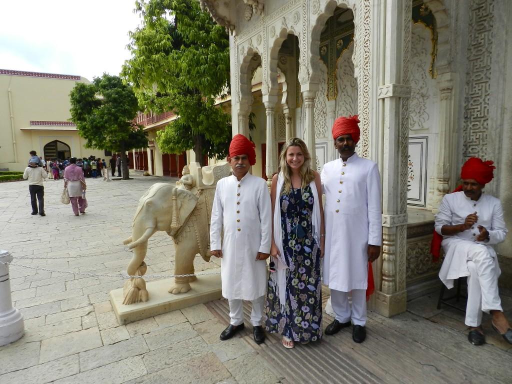 03 City palace jaipur - rajastao - india viagem