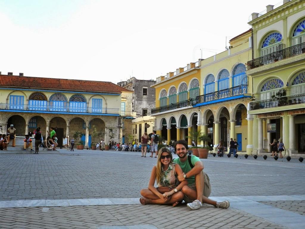 03 Plaza Vieja - o que fazer em havana - dicas de viagem CUBA