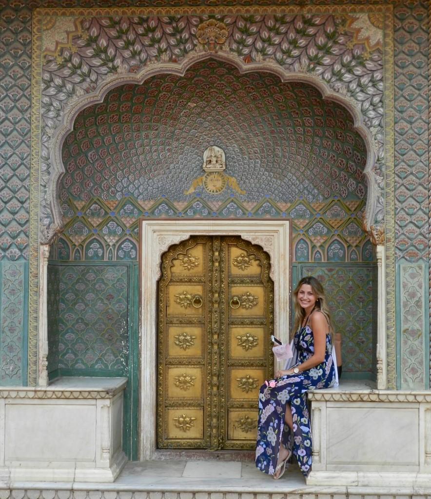 04 City palace jaipur - rajastao - india viagem