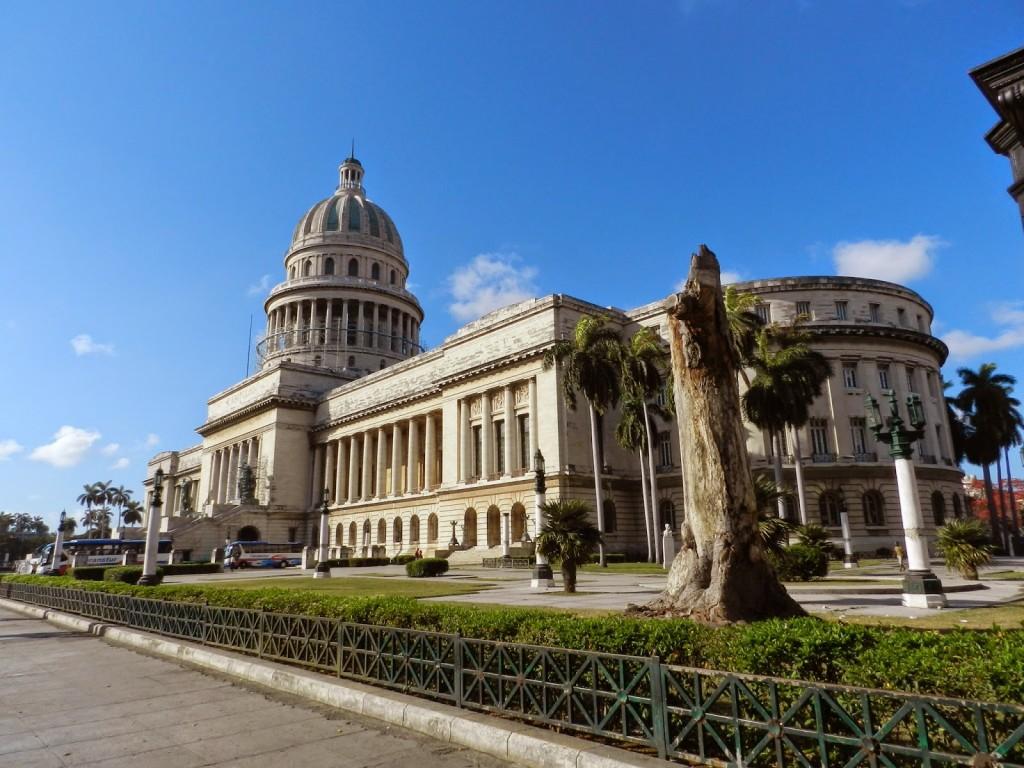04 capitolio - Paseo del Prado - o que fazer em havana - dicas de viagem CUBA