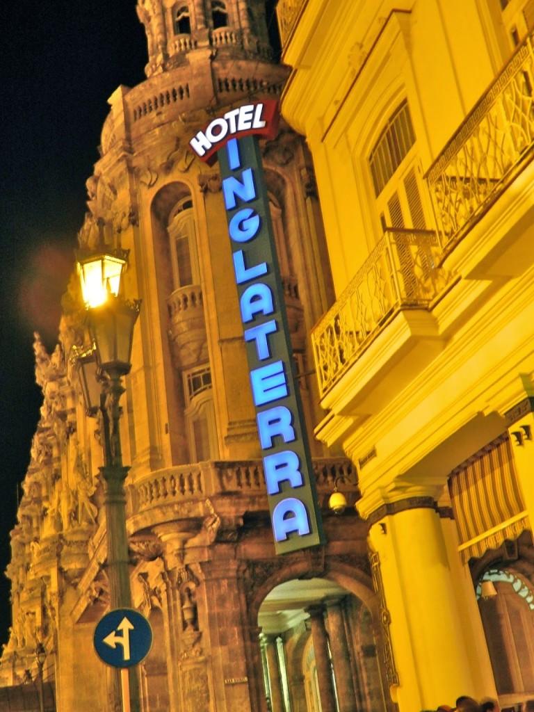 04 hotel inglaterra - onde se hospedar em havana - dicas de viagem cuba