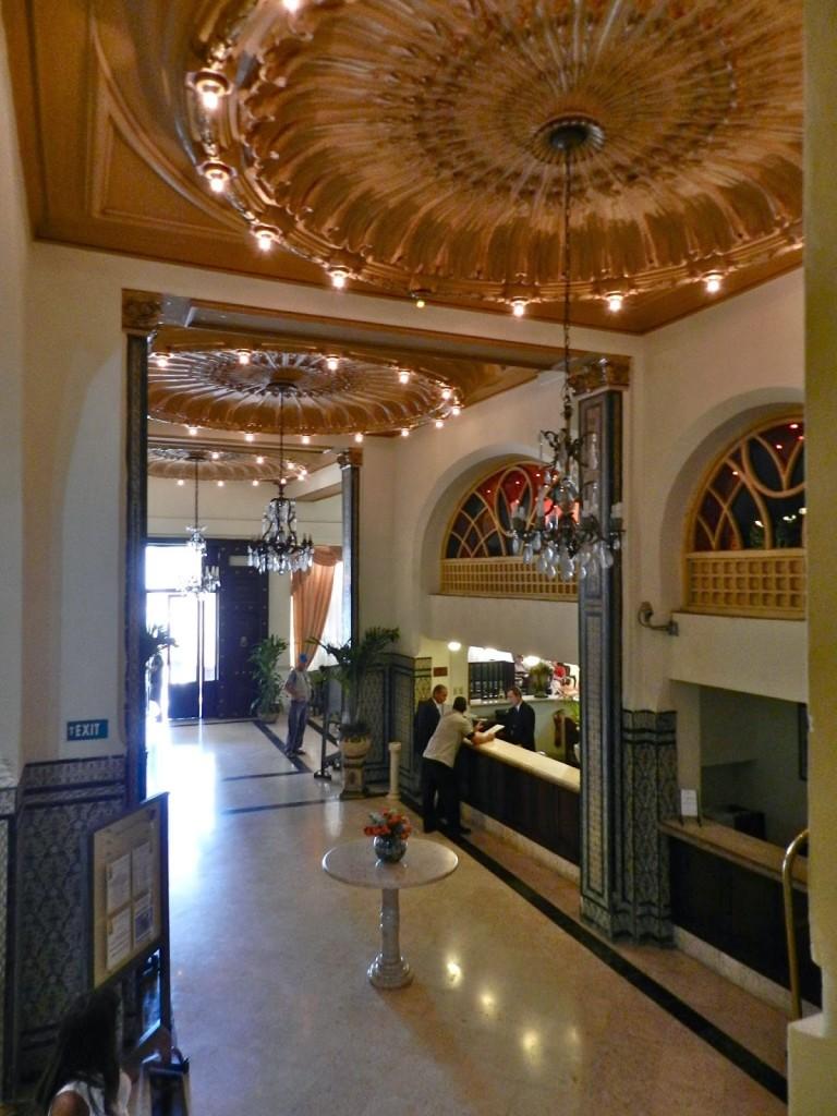 06 hotel inglaterra - onde se hospedar em havana - dicas de viagem cuba