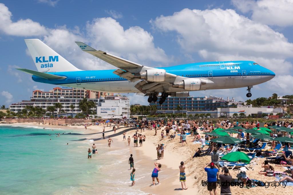07 MAHO BEACH BAY - praia dos avioes - St Maarten e St Martin - dicas de viagem Caribe