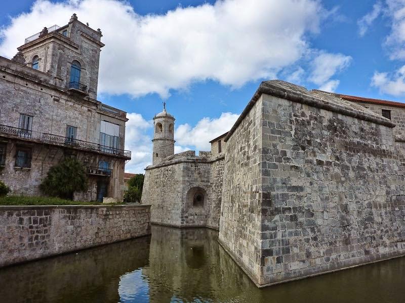 08 Castillo de La Real Fuerza - o que fazer em Havana - dicas de viagem de CUBA