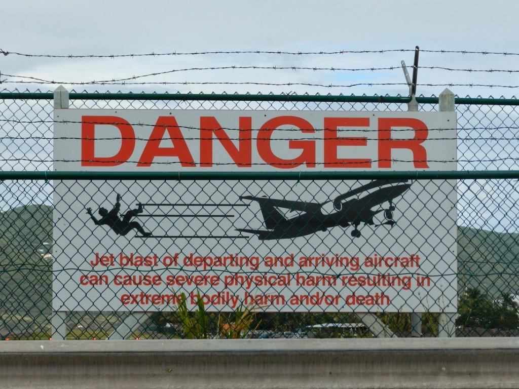 08 MAHO BEACH BAY - praia dos avioes - St Maarten e St Martin - dicas de viagem Caribe