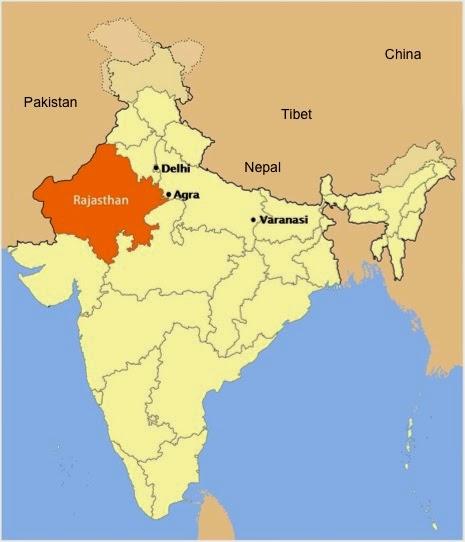rajastao india roteiro viagem