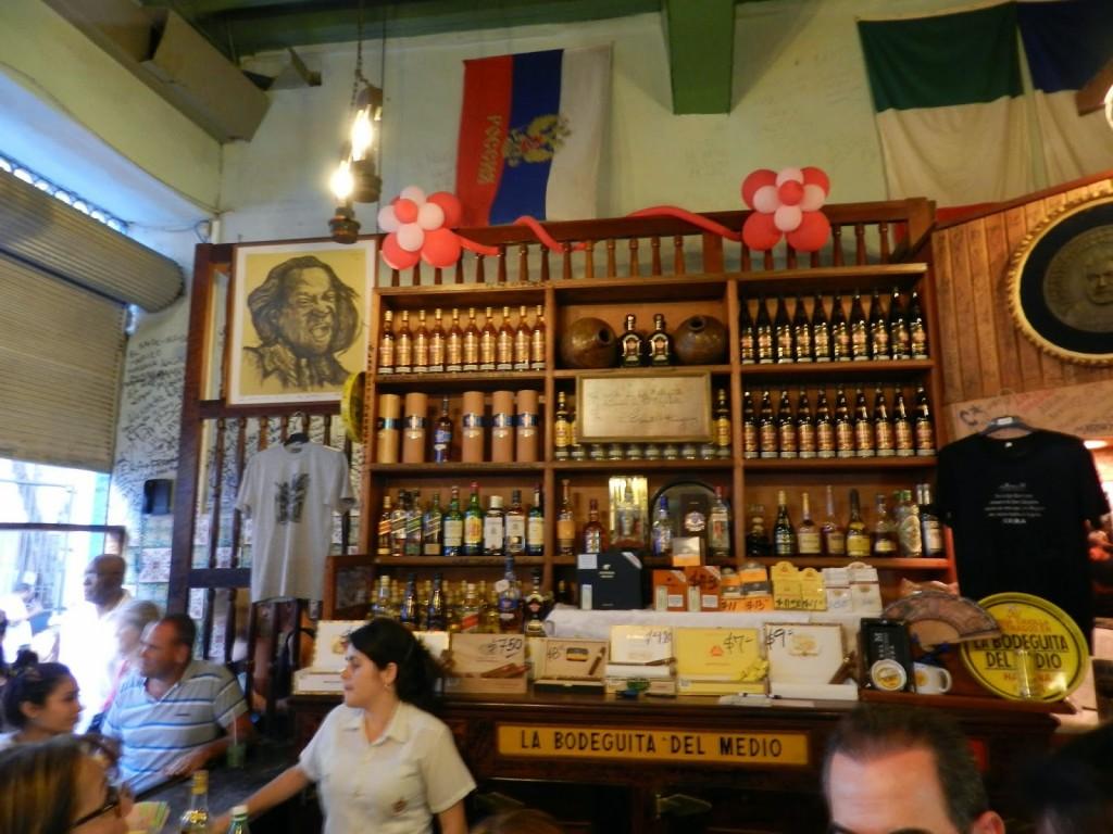 13 La Bodeguita del Medio - restaurantes e bares de Havana Vieja - dicas de viagem CUBA