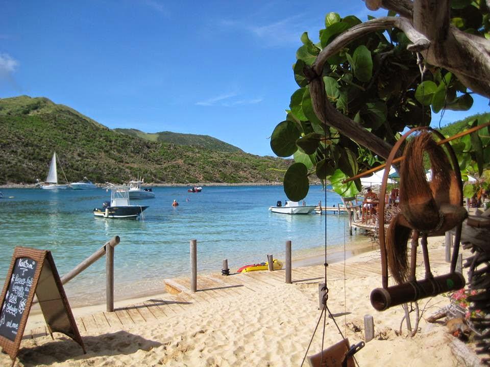 13 Pinel island - St Maarten e St Martin - dicas de viagem Caribe