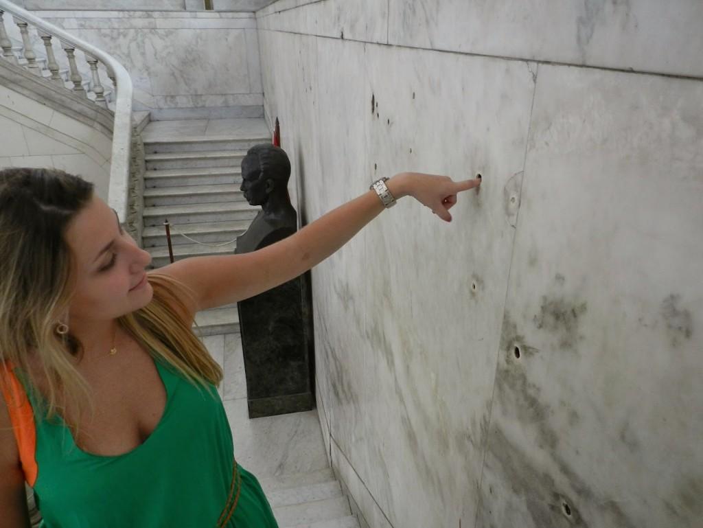 14 Museo de la Revolucion - o que fazer em havana - dicas de viagem CUBA