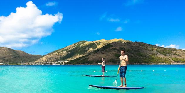 14 Pinel island - St Maarten e St Martin - dicas de viagem Caribe